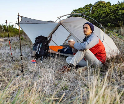 Tent 1 Person Backack and Camping Outdoor Ultralight