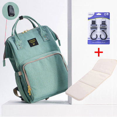 Diaper Bags Large For Travel Backpack Designer Fashion Mum