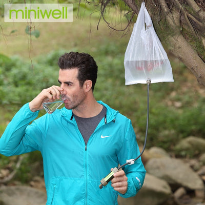 Camping Water Purifier Outdoor Travel Hiking