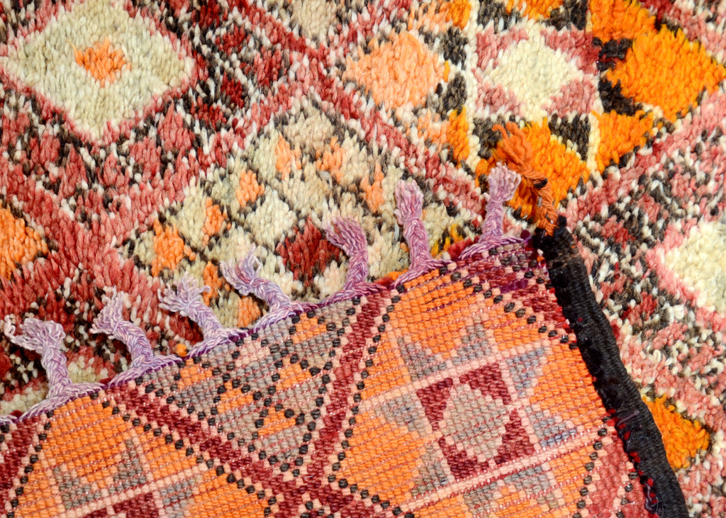 The different origins of Berber rugs