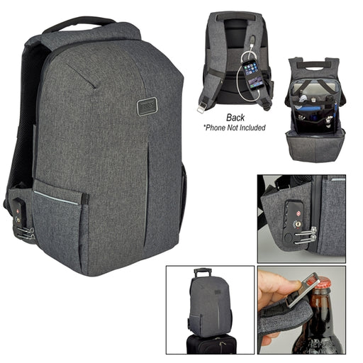 Modern Tech Backpack