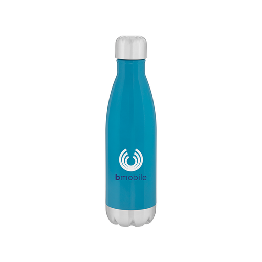 17 oz double wall 18/8 stainless steel thermal bottle