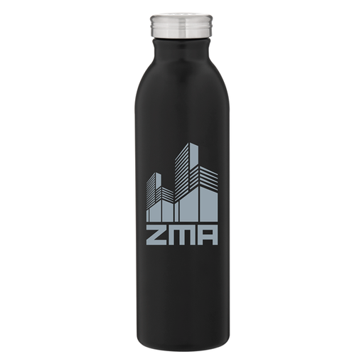 20.9 oz double wall 18/8 stainless steel thermal bottle