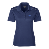 C1956W Ladies Radiant Performance Pique Polo