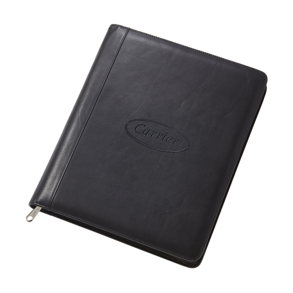 C2009 Executive File Leather Padfolio