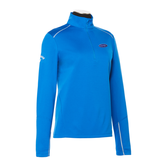 C2020W Ladies 1/4 Zip Water Repellent Pullover