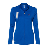 C2100W Ladies Double Knit Full-Zip