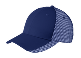C1937 Two Color Mesh Back Cap