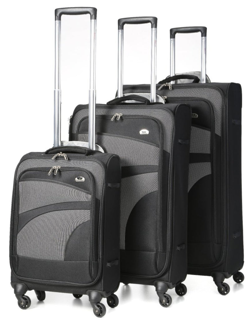 Aerolite (75x47x30cm) Large Lightweight Luggage Suitcase | 4 Wheels