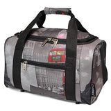 5 Cities (35x20x20cm) Holdall Bag | Cities