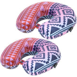 Aerolite Neck Travel Pillow Set of 2 | Multi