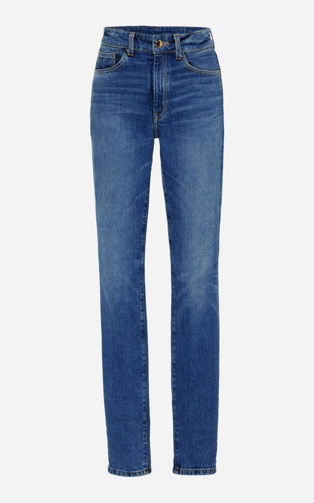 High Rise Jeans - BRANDON MAXWELL