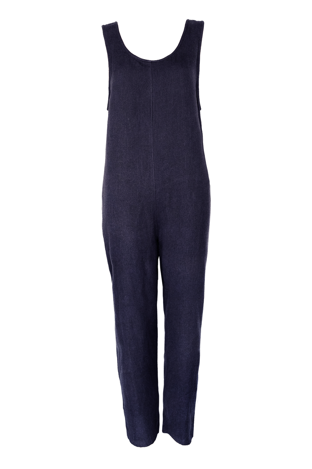 Gauze Jumpsuit - Midnight