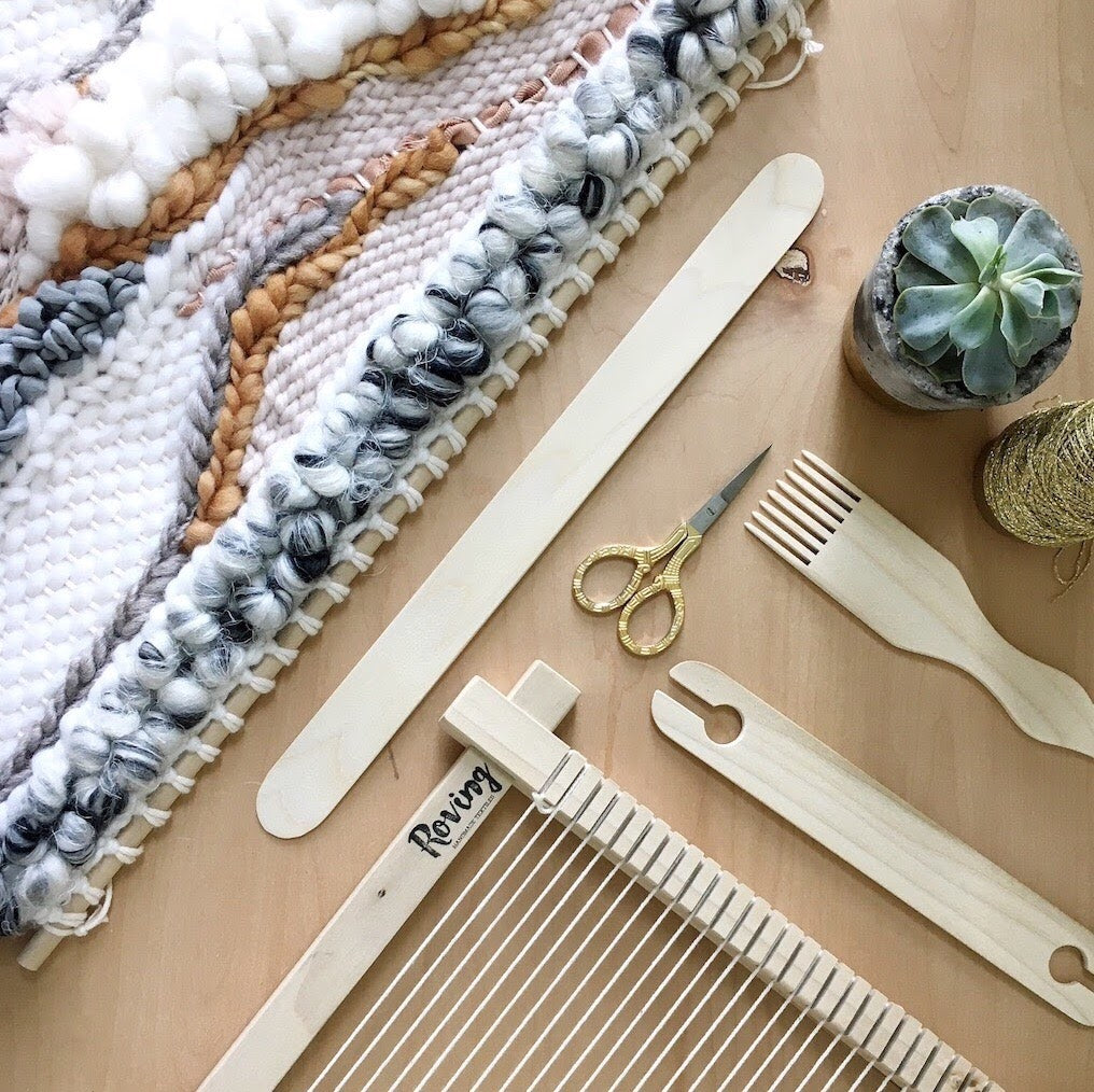 Understanding Weaving Tools & Accessories