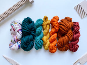 Rainbow Fibre Pack