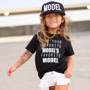 kids printed shirts Rad/Dope Soul/Radiate Positive Vibes