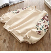 Spring Children long sleeve sweaters
