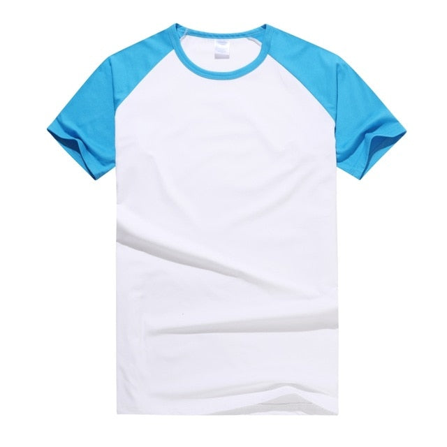 Baseball shirt - short sleeve - custom streetwear logo