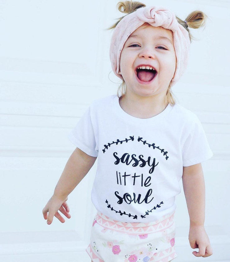 Sassy Little Soul T Shirt