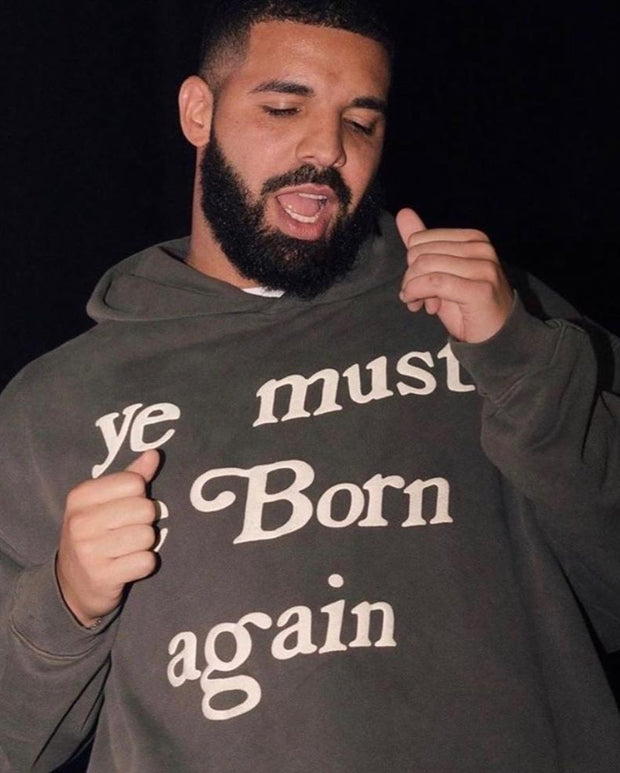 ye Must be Born again