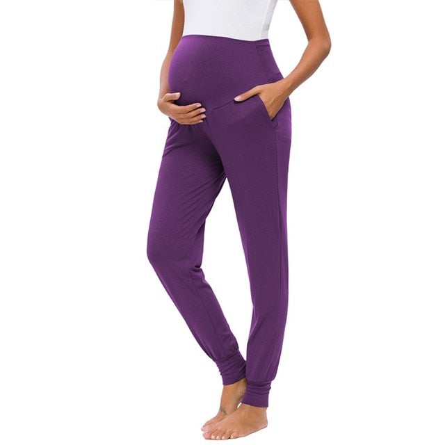 Maternity Pants Pregnant Loose