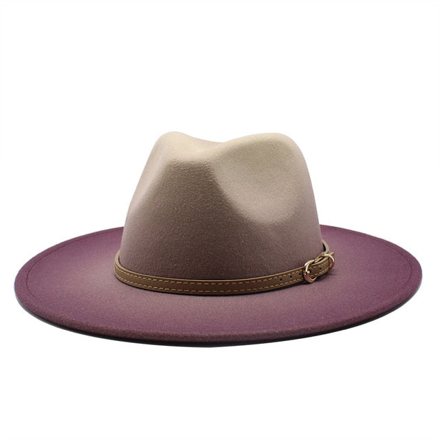 Wide Brim hat