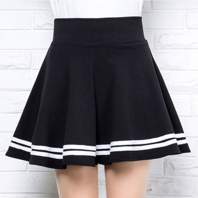 Stretchy Flared Skirt!!!