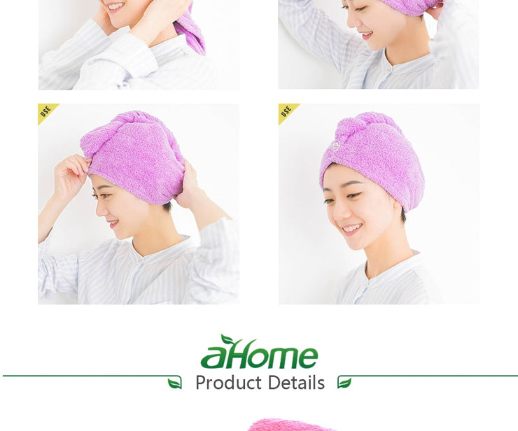 Quick-dry Hair Towel