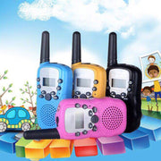 2pcs Walkie Talkie Children Radio Handheld T3 Mini Wireless Two Way Radio