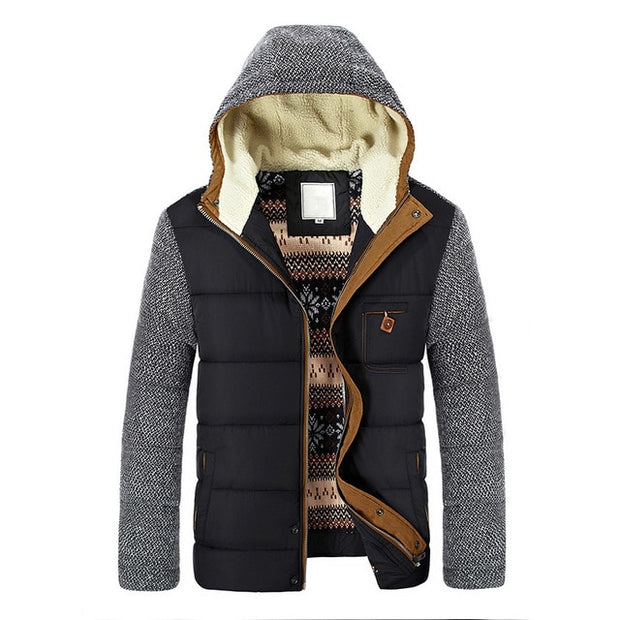 Hooded Vest Jacket
