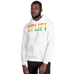 UPLIFT Black Men, Women, Boys, & Girls Pan-African Color Unisex Hoodie - pyerses-bookstore-and-clothing.myshopify.com