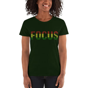 FOCUS Cluster Ladies' T-shirt