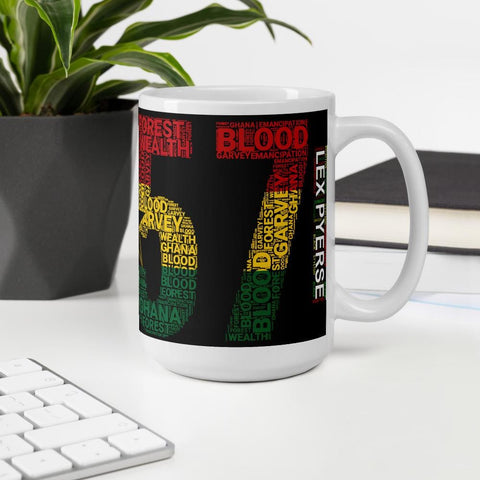 1957 Ghana Independence Day Mug
