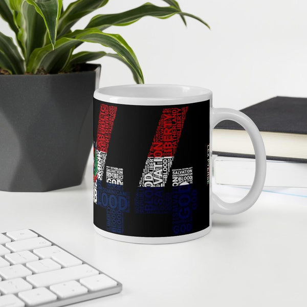 Dominican Republic 1844 Independence Mug