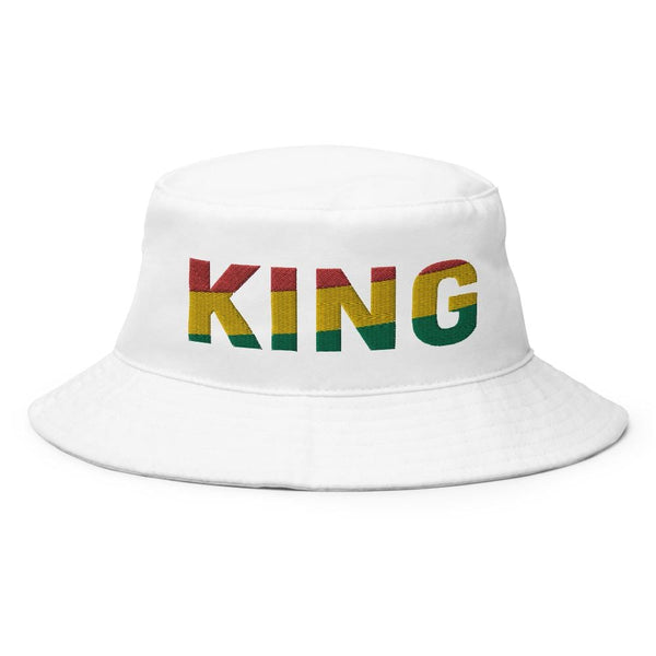 KING  Pan African Bucket Hat