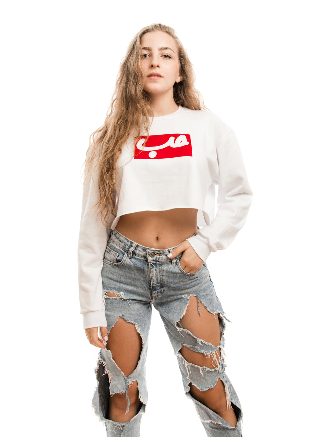 Boshies, Red Framed Hob Crop Sweater حب, boshies store, , boshies, arab, hob, hobb, love, حب, amour, fashion, clothing, shopping, beirut, بيروت, dubai, abu dhabi, doha, kuwait city, riyadh, jeddah, damascus, cairo, shirt, tshirt, hoodie, socks, sweater, crop sweater, dress, sweatpants, jogger, tarboosh, tarbouche, tarboush, طربوش, techno, تكنو, habibi, حبيبي, lebanon, ksa, uae, qatar, kuwait, bahrain, egypt, morocco, tunisia, algeria, syria, oriental, lebanese, saudi, emirati,