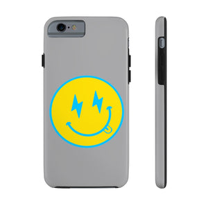 Bolt Happy Face Phone Case