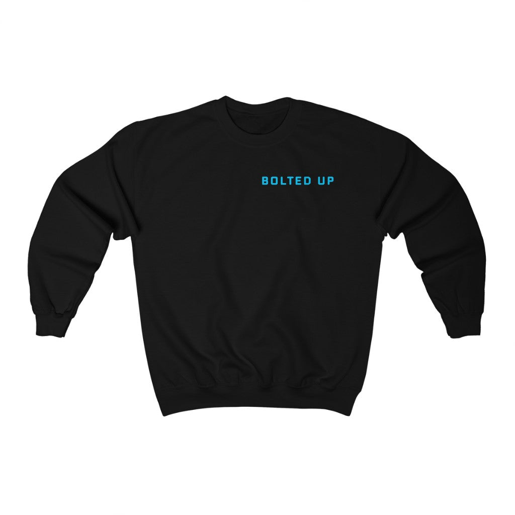 Bolted Up Crewneck Sweatshirt