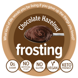 Chocolate Hazelnut Butter Frosting