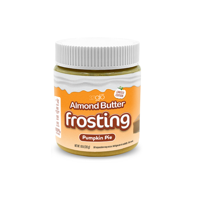 Pumpkin Pie Almond Butter Frosting