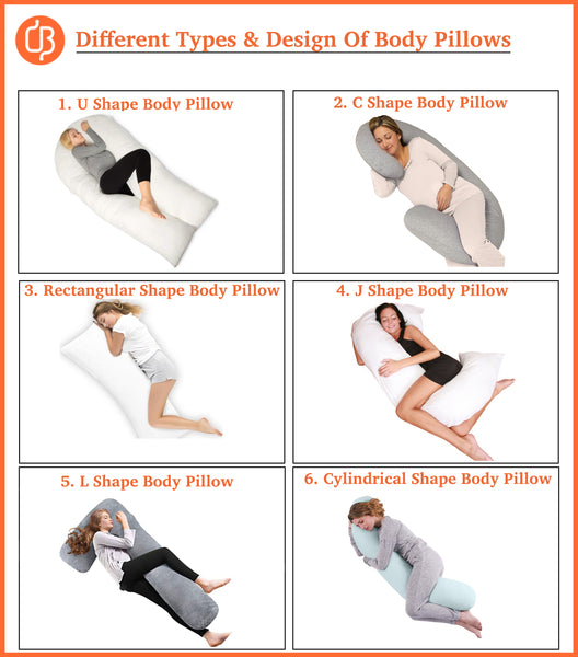 types of Body Pillow