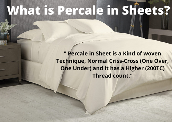 What is percale in sheets