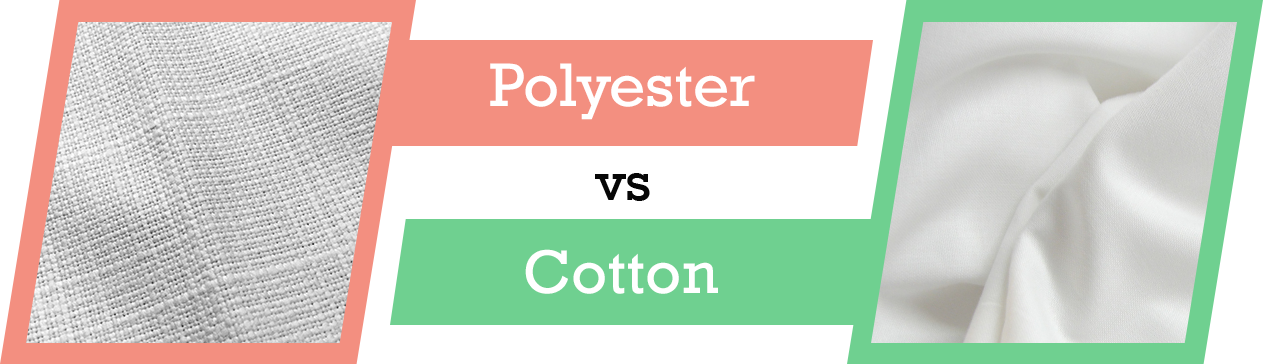 polyester vs. cotton