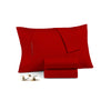 Luxury 600 TC Blood red pillow cases