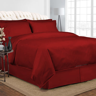 Top Rated burgundy Bedding In a Bag