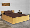 Top Quality Chocolate Waterbed sheets