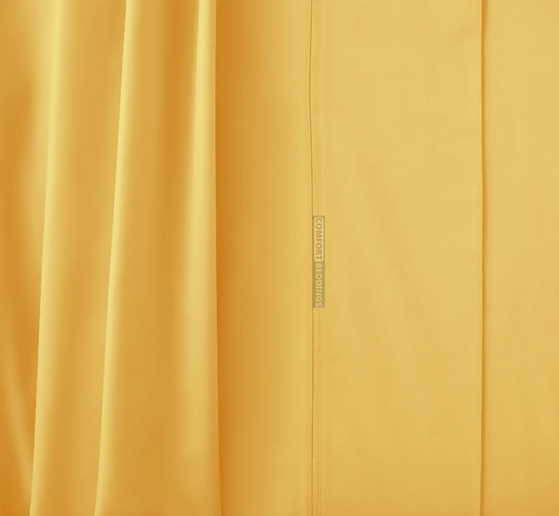Top Quality Golden Water bed Sheets