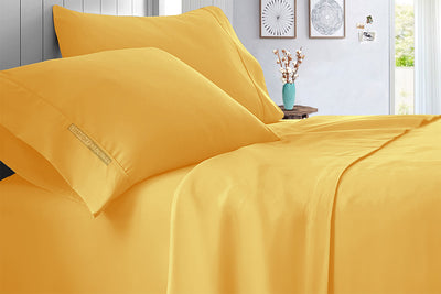Top Quality 600 TC Golden Sheet Set