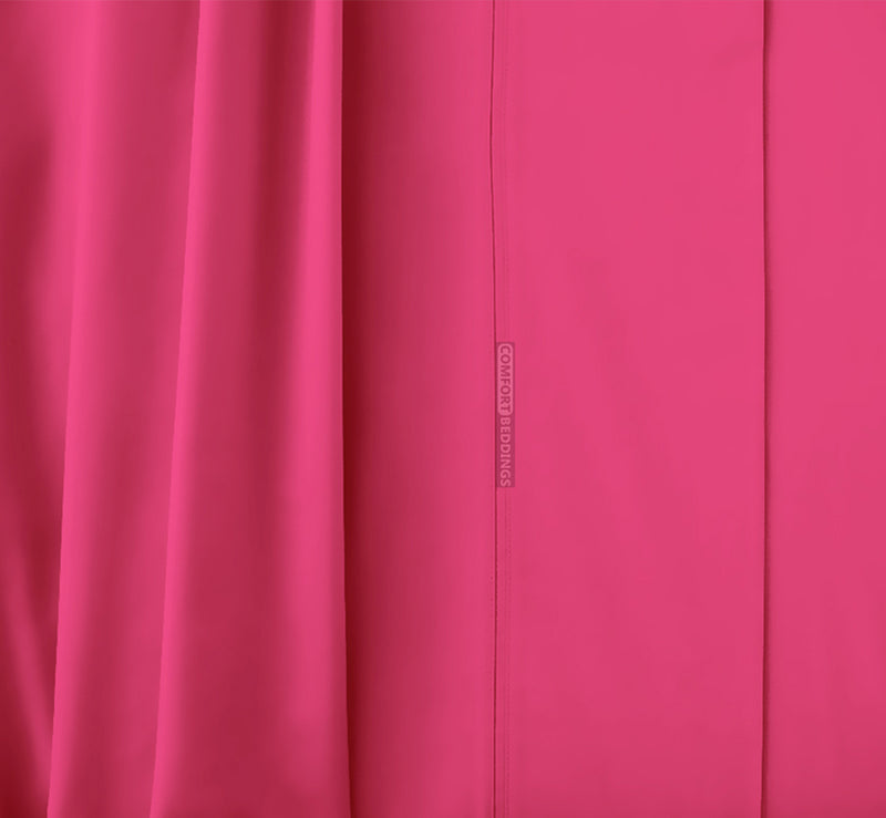 Classy Hot Pink Waterbed Sheets