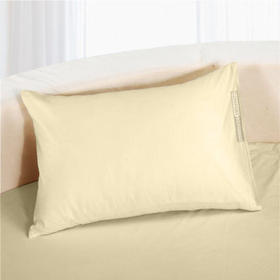 Luxury ivory round Sheet Set